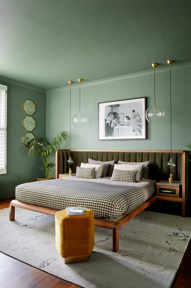 Bedroom Colour Ideas 25 Paint Colours With Impact Livingetc
