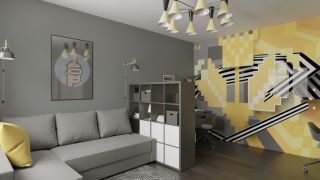 TechCrunch founder's NFT Kiev apartment