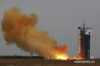 China launches Tianhui 1B mapping satellite