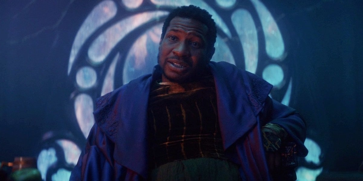 Jonathan Majors as He Who Remains in Loki finale