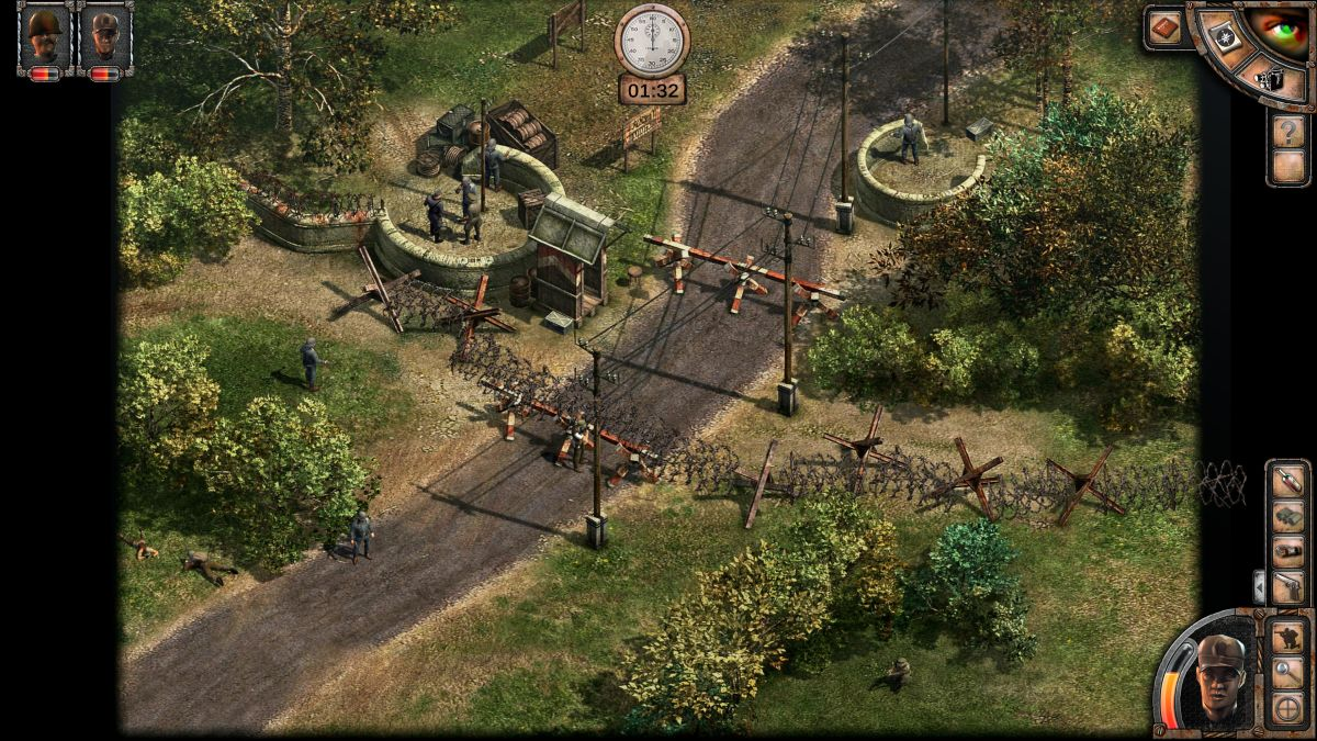 HD remasters of Commandos 2 and Praetorians now have gameplay trailers