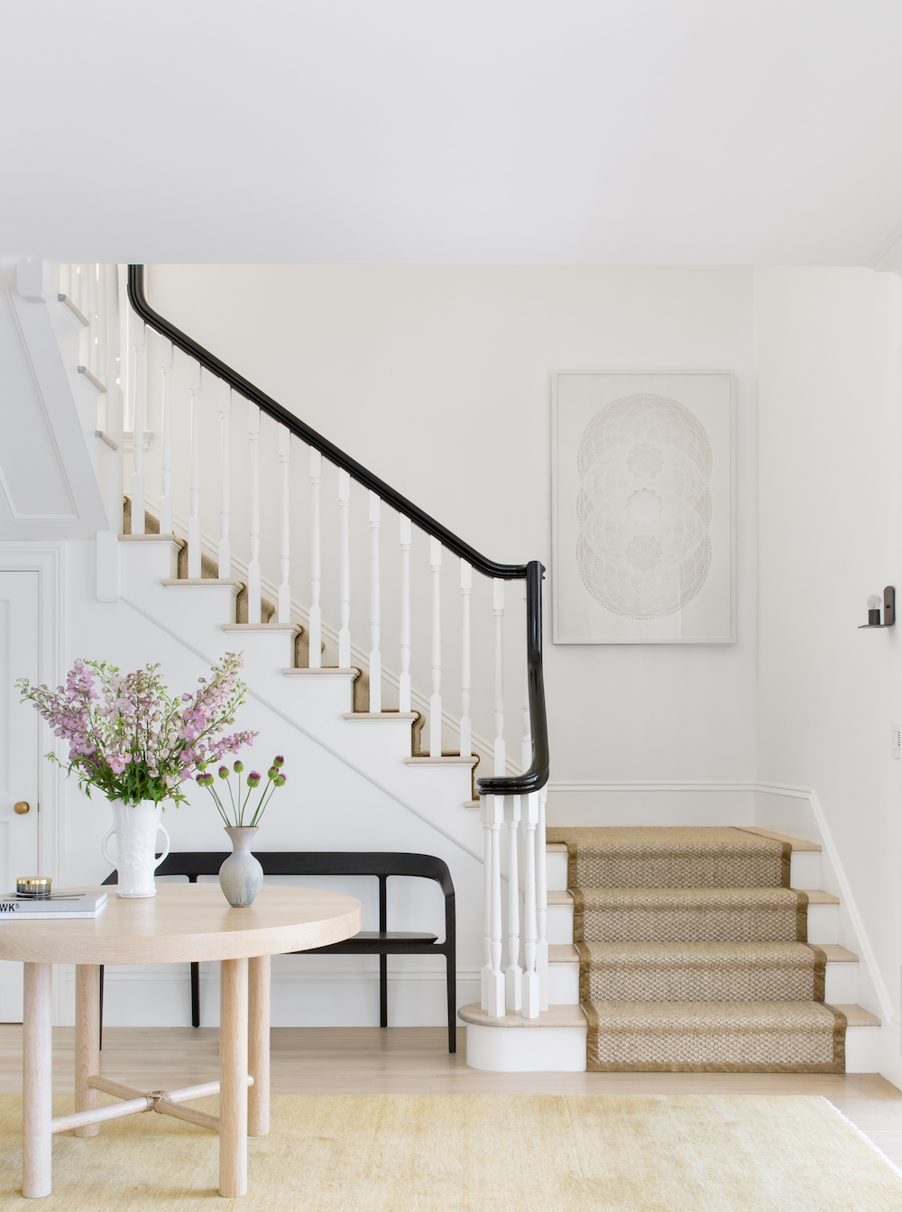 Explore A Light, Bright and Welcoming Family Home in San Francisco