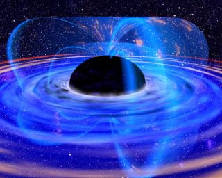 Black Hole Closer to Earth Than Thought | Space