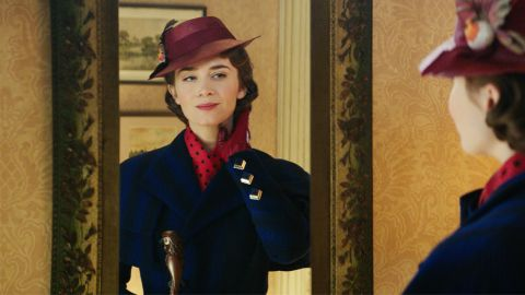 An image from Mary Poppins Returns