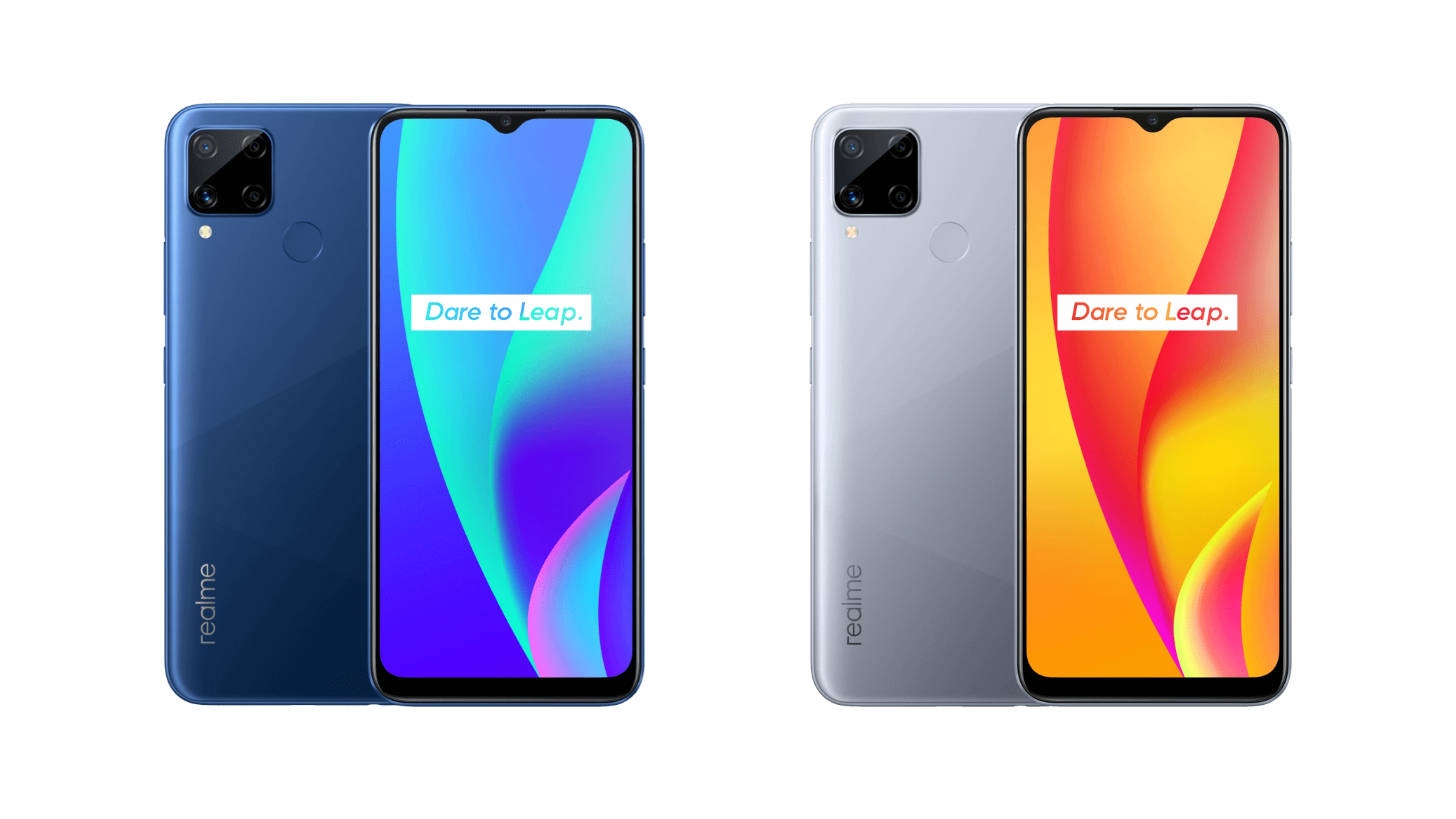 Realme C15 goes on sale in India at 12 noon thumbnail