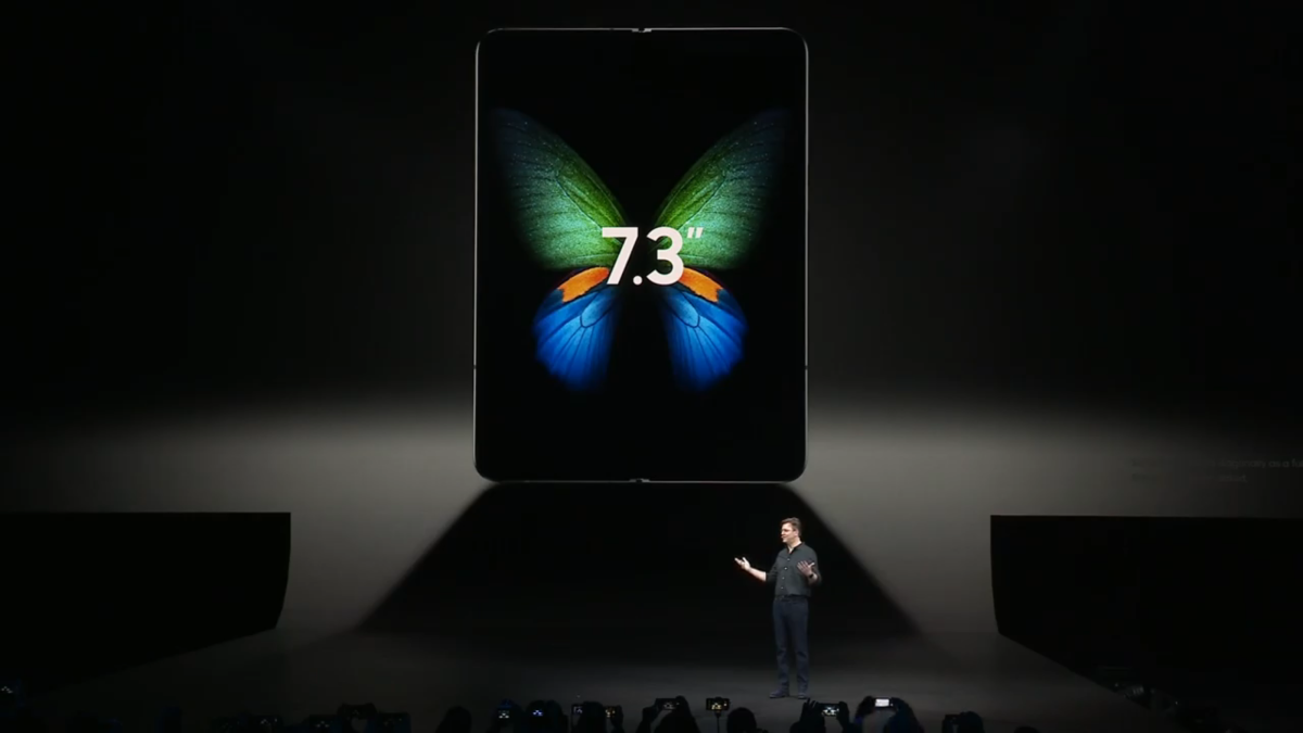 Samsung Galaxy Fold finally launches in India, priced at Rs 1,64,999