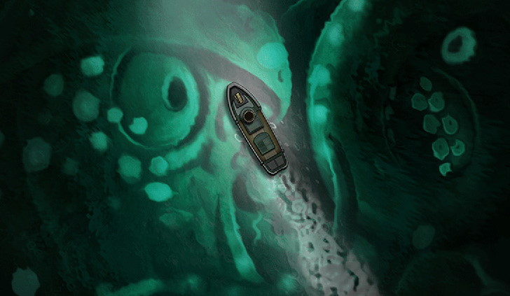 The Victorian Gothic naval adventure Sunless Sea is free on the Epic Store