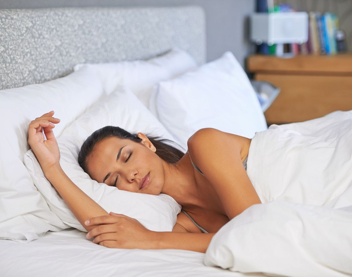 Dream a little dream fast with these easy hacks to a great night's sleep - cover