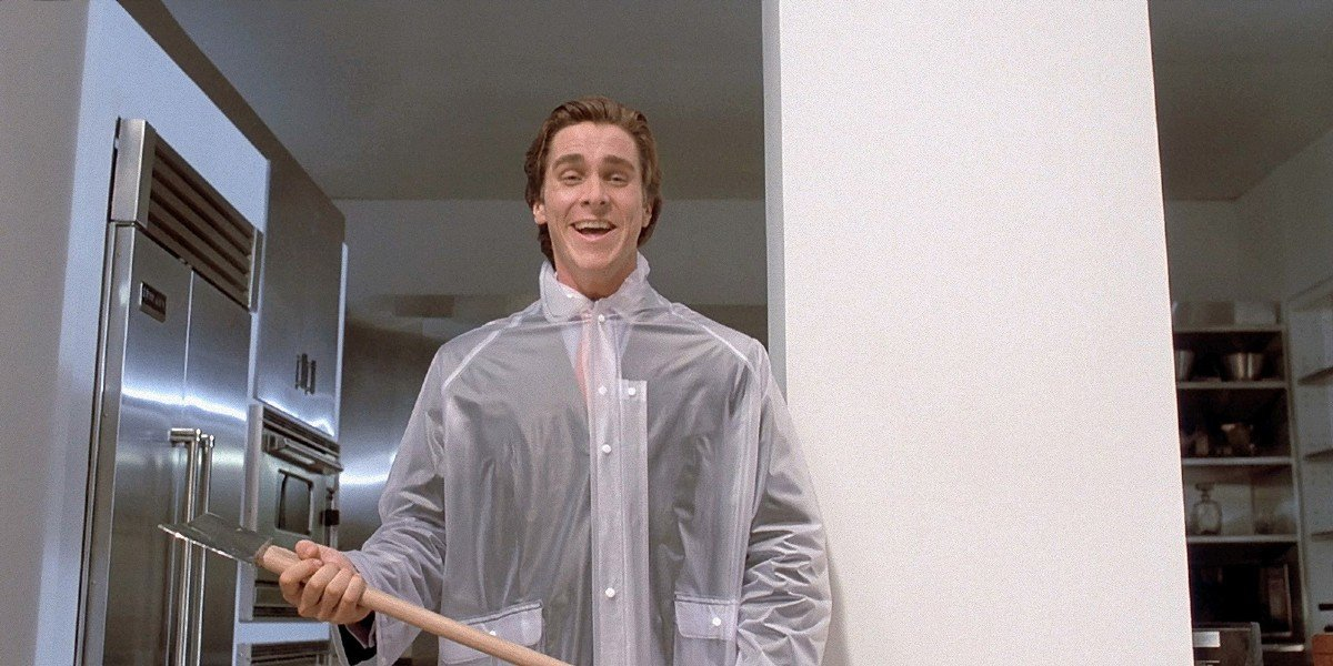 Christian Bale - American Psycho