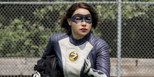 Nora The Flash The CW