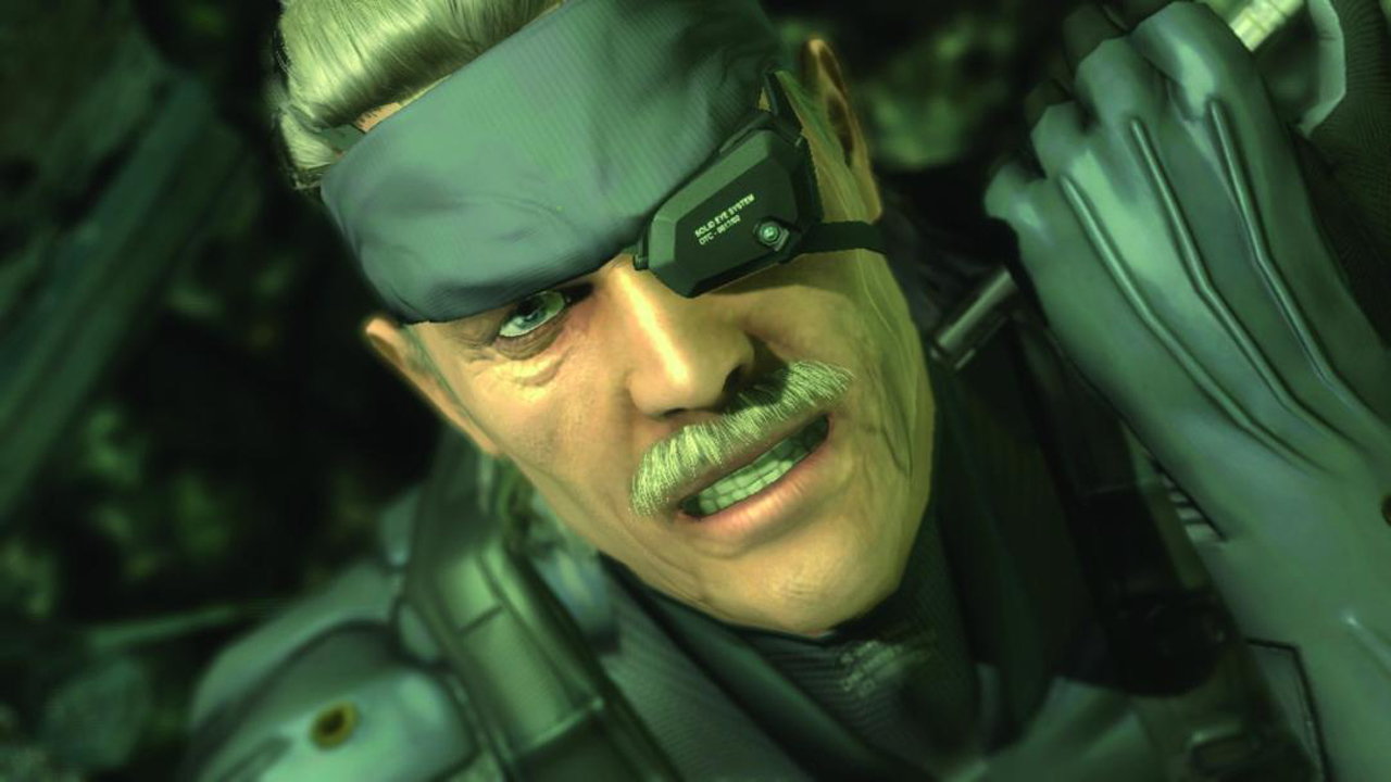 Image result for metal gear solid 4