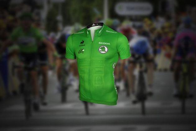 Tour de France announces new green jersey sponsor - Cycling Weekly 6622efc7d