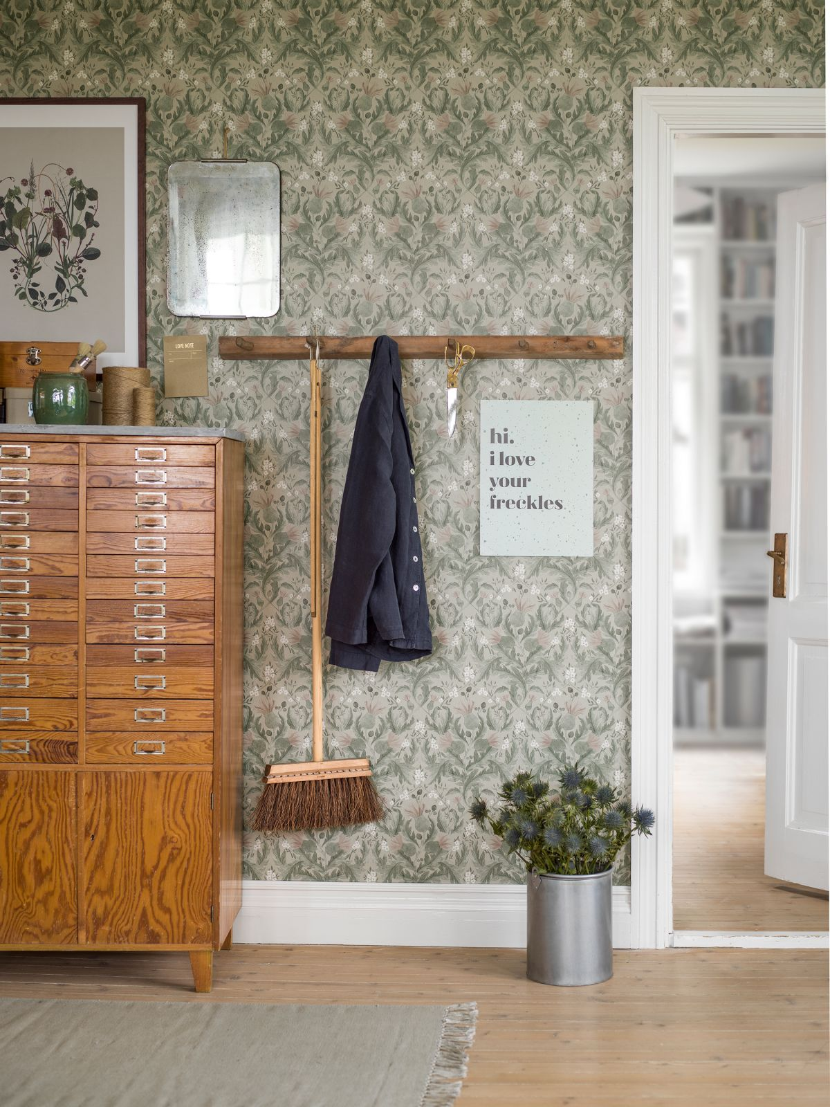 14 handy hallway storage ideas
