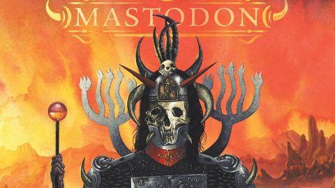 Mastodon - Emperor Of Sand album artwork