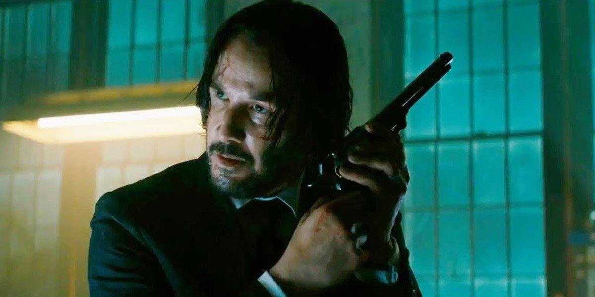 Keanu Reeves - John Wick: Chapter 3 - Parabellum