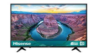 Hisense H43AE6100UK cheap TV prices sales agreement