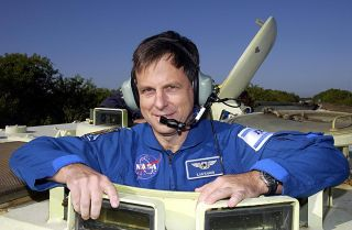 Ilan Ramon was the first Israeli astronaut