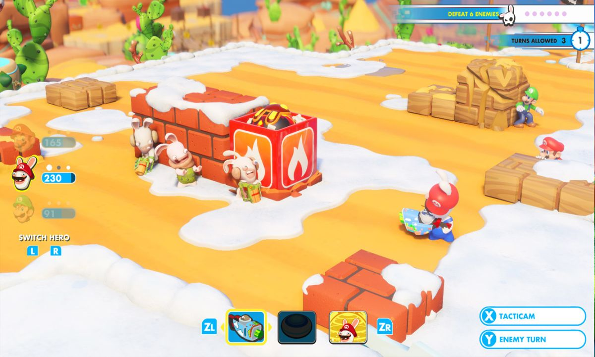 5 Reasons Mario + Rabbids Is a Must-Have for Switch Owners