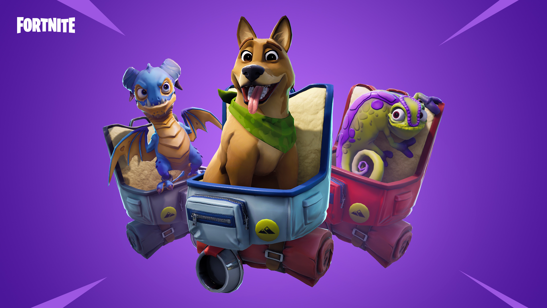 Fortnite Pets Explained What Are They How Do They Work And
