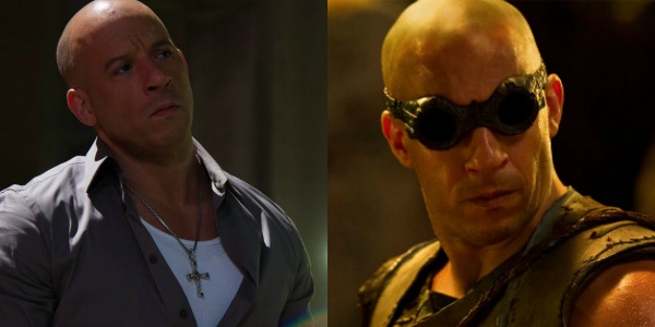 Dom and Riddick