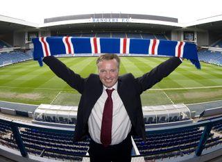 Soccer – Rangers New Owner – Ibrox Stadium