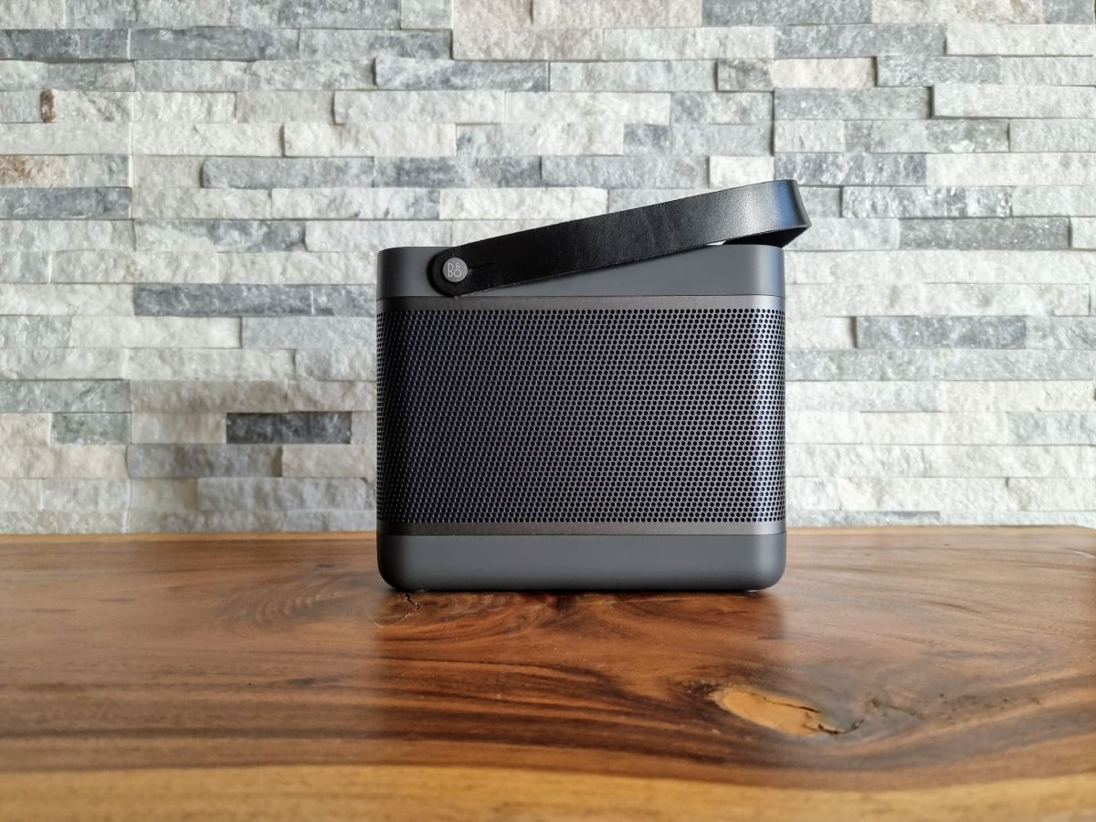 Bang & Olufsen Beolit 20 Bluetooth speaker review