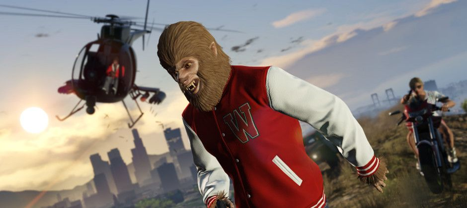 GTA 5's biggest secret ends with an epic showdown between Bigfoot and a werewolf