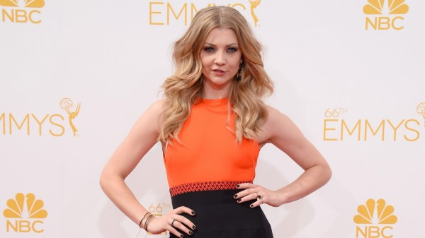 Game of Thrones star Natalie Dormer at the Emmys