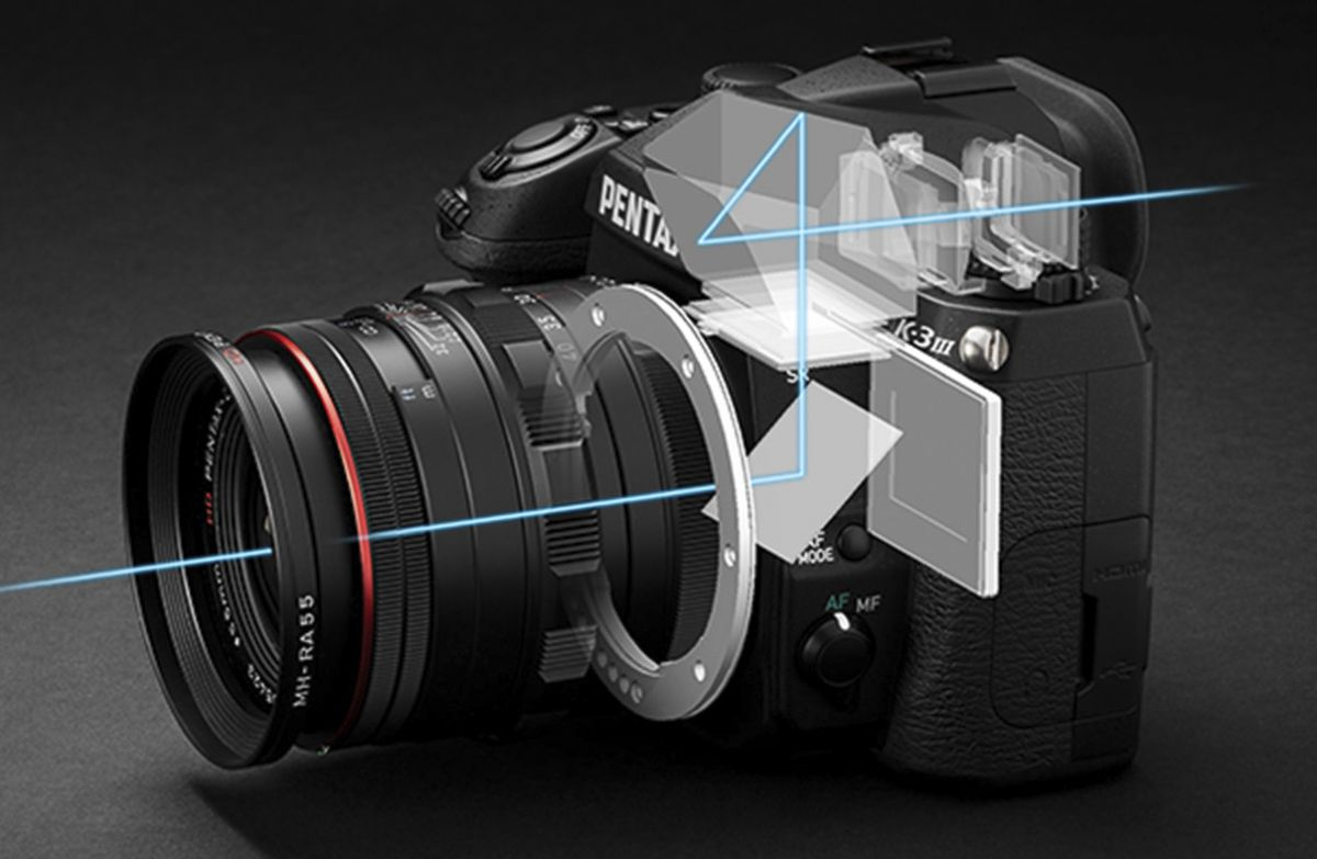 Ricoh patents a mirrorless lens… but don't get too excited just yet