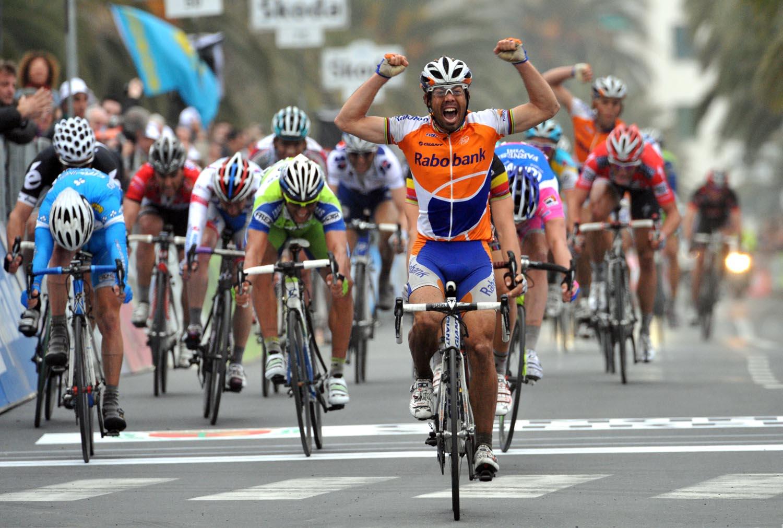 Oscar Freire wins, Milan-San Remo 2010