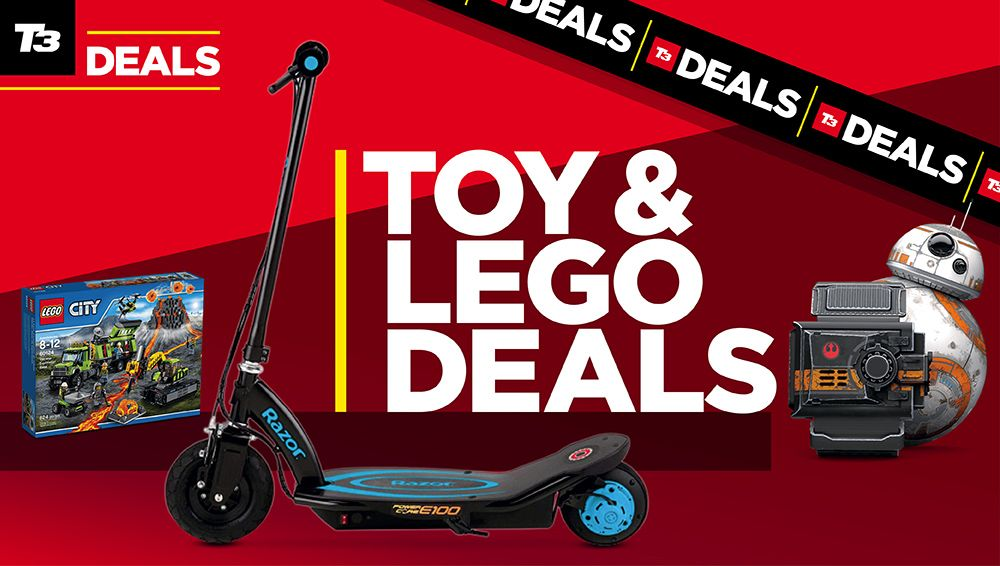 best toy deals and best lego deals 2016 hottest cyber monday toy deals to keep an eye out for t3. Black Bedroom Furniture Sets. Home Design Ideas