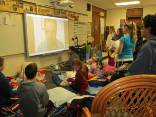 A Few Ideas for Using Skype in the Classroom