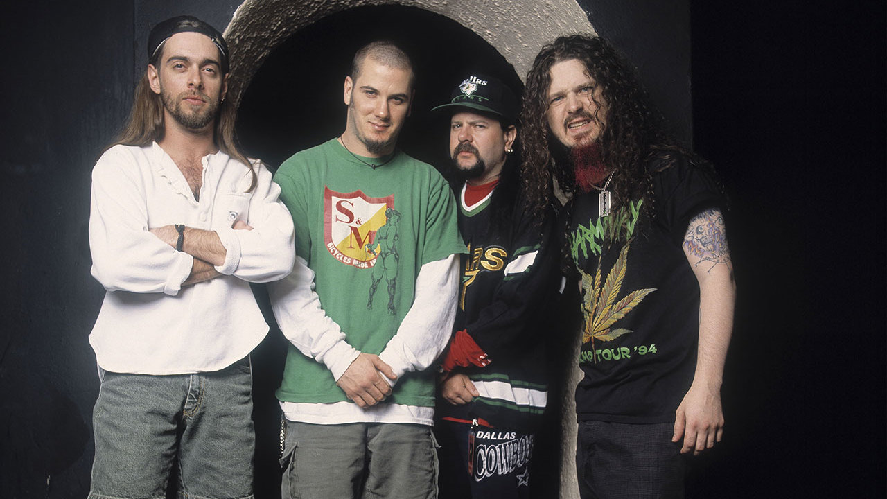 Every Pantera album ranked from worst to best