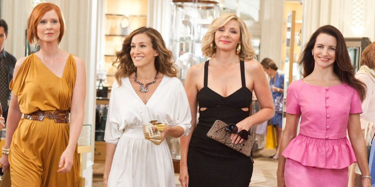 Wait, Is HBO Max's Sex And The City A Revival Or A Reboot?