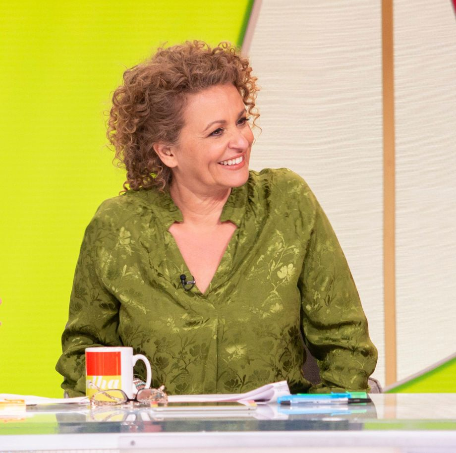 foto Nadia Sawalha shares touching tribute to husband Mark on his birthday