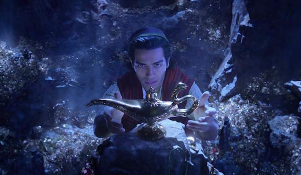Aladdin in 2019 live action