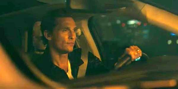 how matthew mcconaughey feels about people making fun of his lincoln commercials. Black Bedroom Furniture Sets. Home Design Ideas