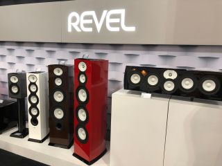 CEDIA Expo: Revel and JBL expand hi-fi and AV speaker ranges
