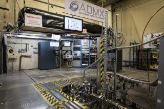 admx dark matter detector
