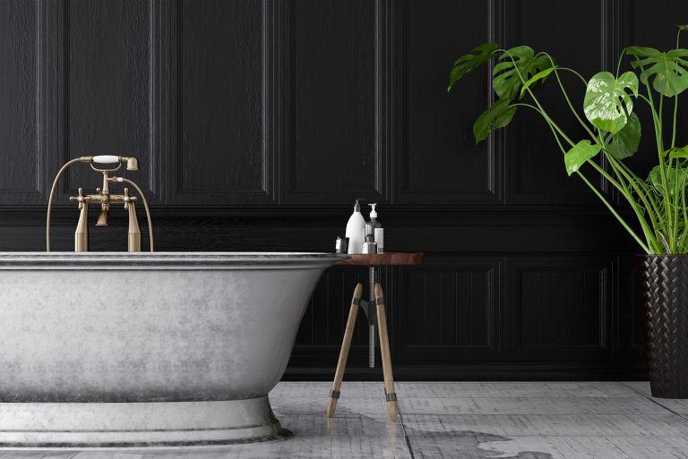 Graphenstone bathroom paint