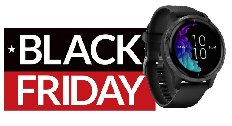 Garmin Venu Black Friday