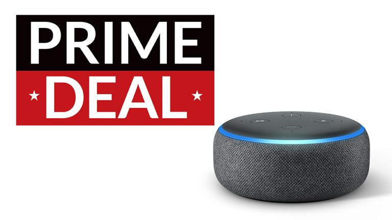 cheap Amazon Echo Dot deal prime day