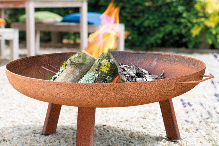 Aldi garden fire pit