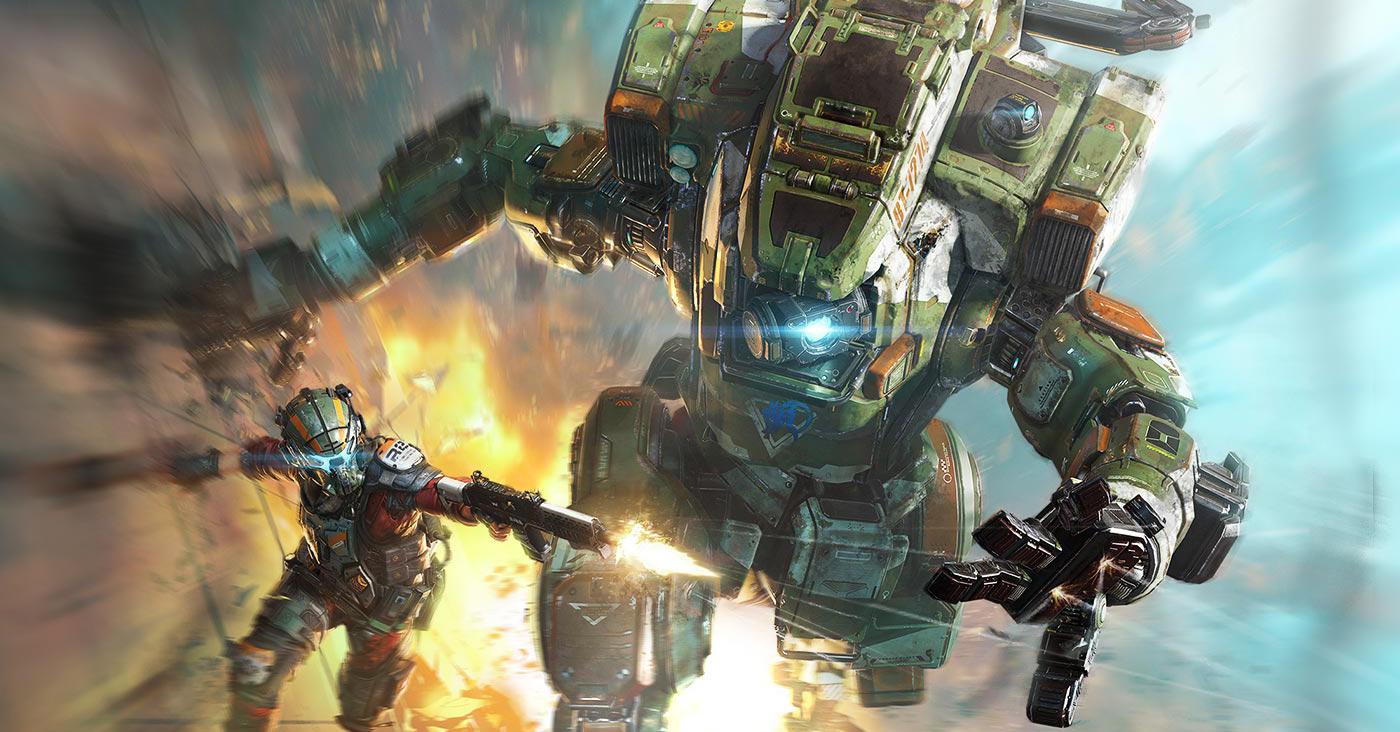 EA says new \u0027premium\u0027 Titanfall coming this year | PC Gamer