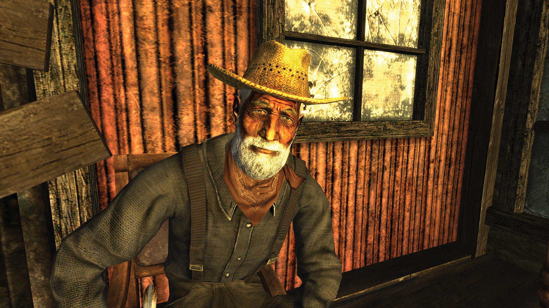 Fearing cease and desist from Bethesda, Fallout: New