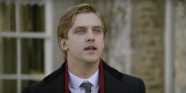 One Reason Starring On Downton Abbey Was 'A Bit Distressing,' According To Dan Stevens