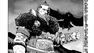 Assassin's Creed Valhalla / Vinland Saga crossover