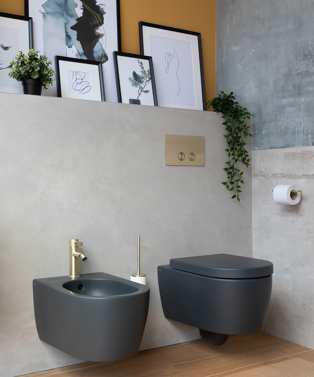 Compact bathroom ideas – Maximise a small bathroom