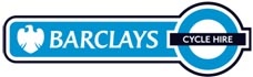 Barclays Cycle Hire logo