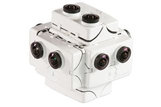 SpaceVR's 'Overview One' Camera